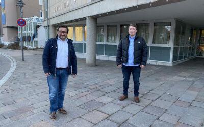 Herkens trifft: Bürgermeister Steiner Birkenfeld