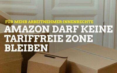 Amazon darf keine tariffreie Zone bleiben